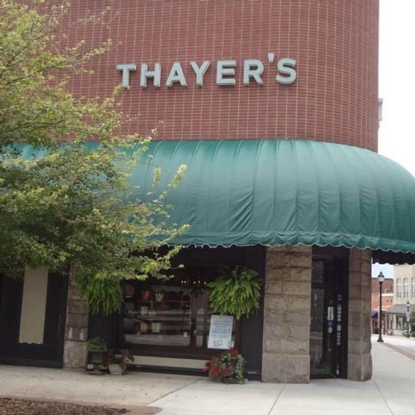 About Thayers